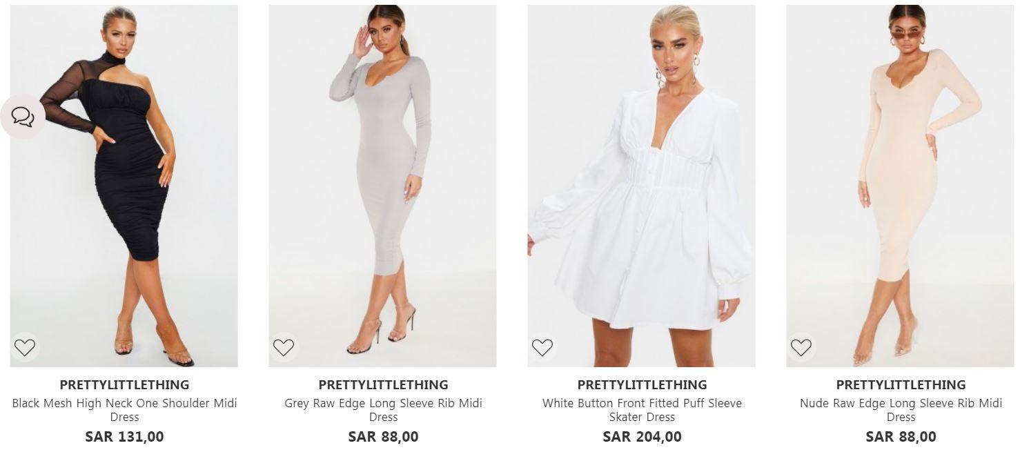ملابس فوغا كلوسيت للنساء
